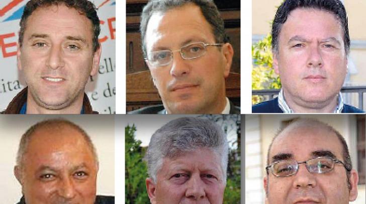 TAMBELLI, D'AMICO, MARCOVECCHIO, D'ALOISIO, BELLANO, SILVESTRI