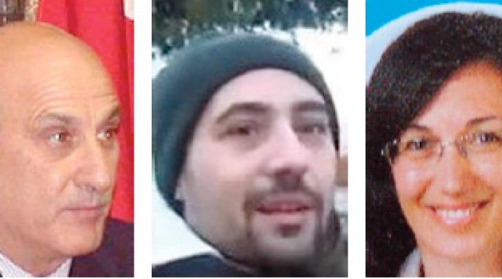 FLAMINIO LOMBI, LUCA PALANCA, ALESSANDRA RICHI
