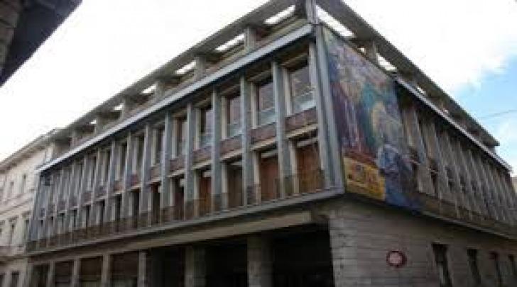 La sede della Tercas a Teramo