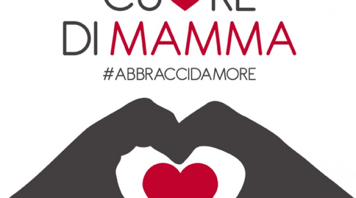 Cuore di mamma #abbraccideamore