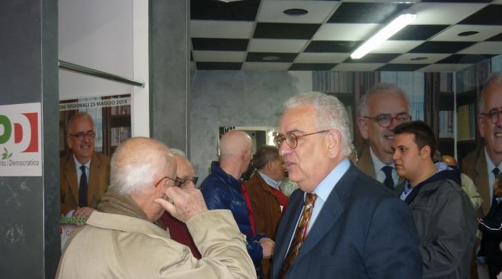 Giovanni D'Amico comitato elettorale
