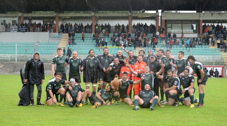 L'Aquila Rugby vince
