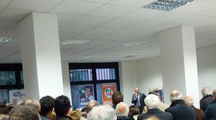 Comitato elettorale Luca Ricciuti