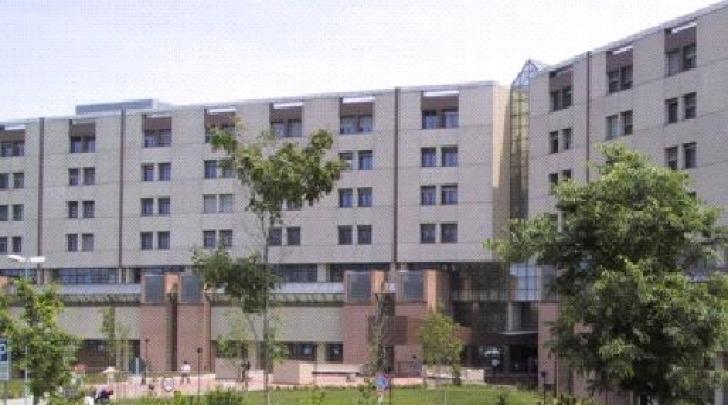"""L'ospedale """"Torrette"""" di Ancona"""