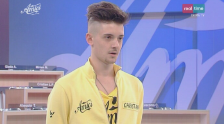 Amici 13 Christian Pace