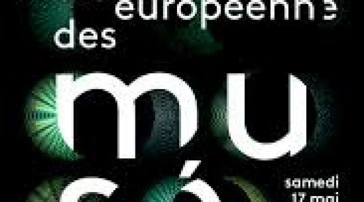 """""""Nuit europeenne des musees"""""""