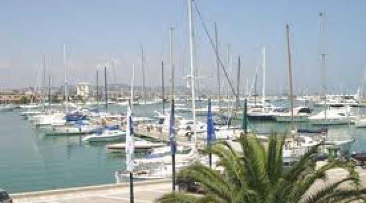 Il porto turistico di Pescara