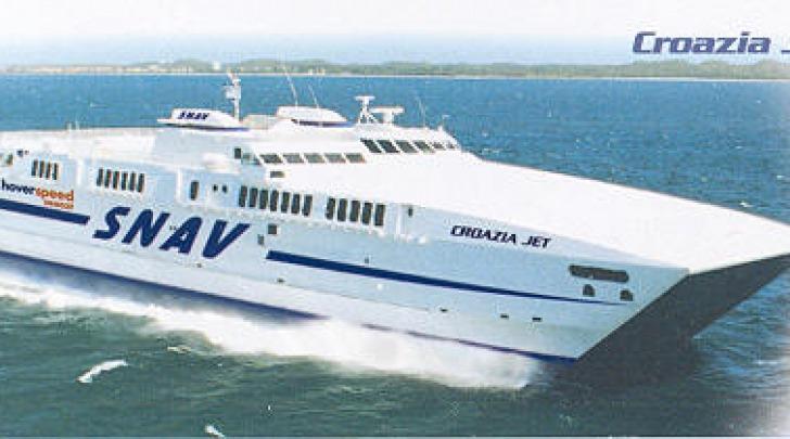 Croazia Jet Pescara SNAV