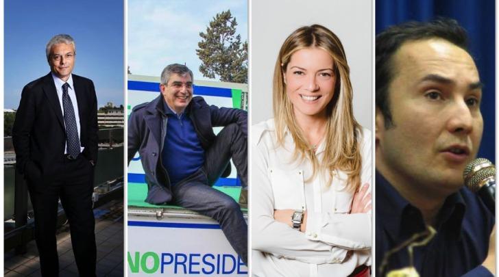 Candidati Governatore Abruzzo