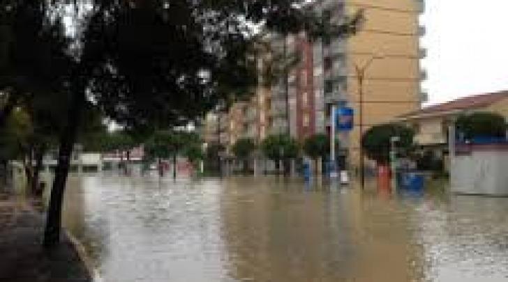 Alluvione fine 2013 a Pescara