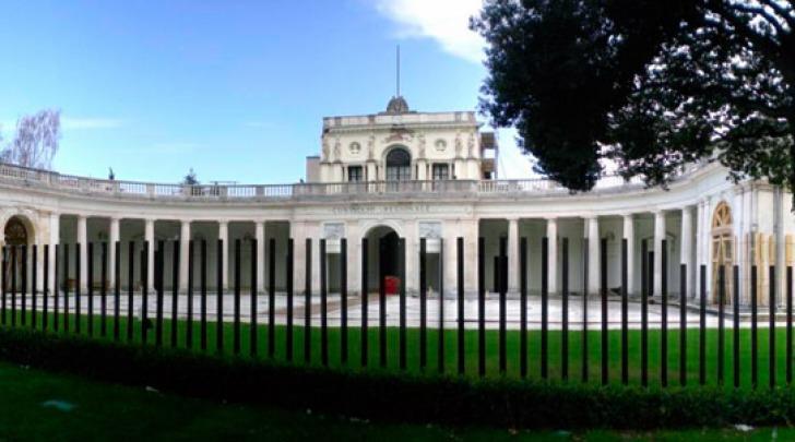Emiciclo, Consiglio regionale Abruzzo