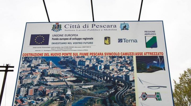Cantiere Ponte Nuovo