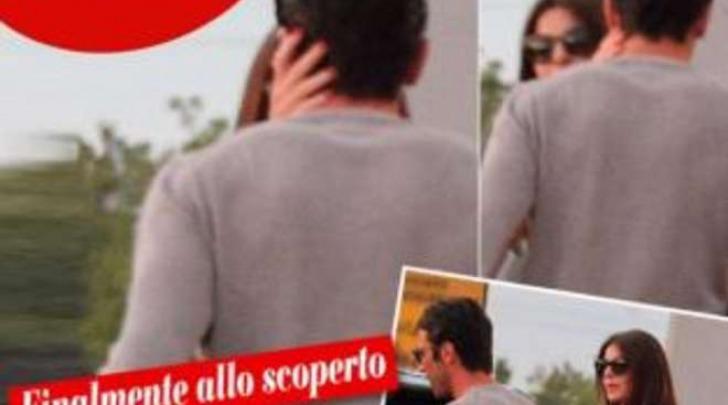 bacio tra Buffon e D'Amico