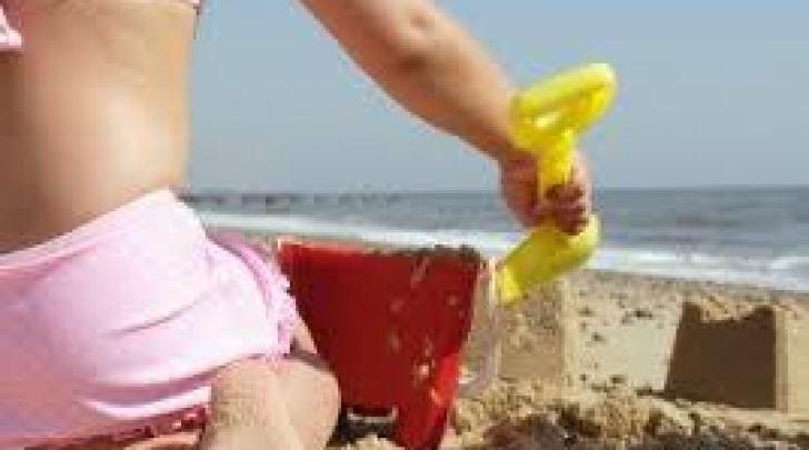 gioco spiaggia