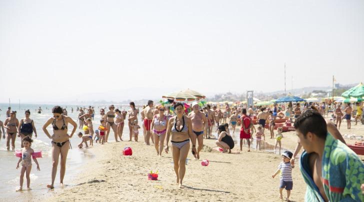 Alba Adriatica divieto balneazione