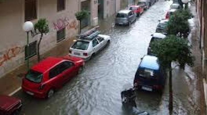 Allagamenti Pescara