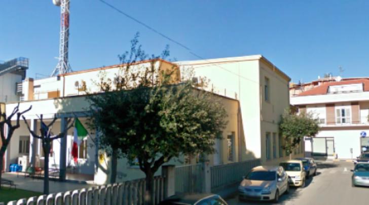 La scuola media di Alba Adriatica