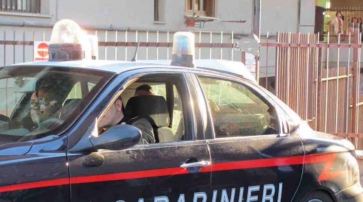 Carabinieri Minacce