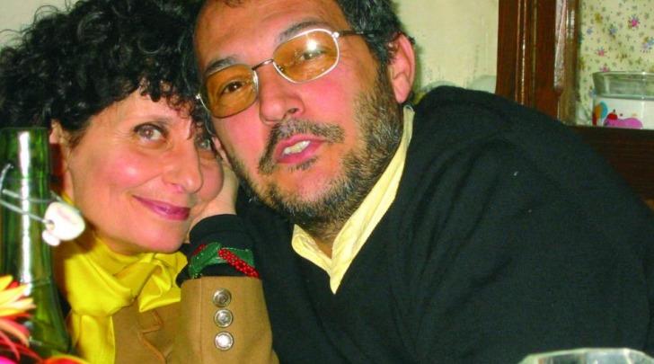 Donatella Tellini ed il marito Giuseppe