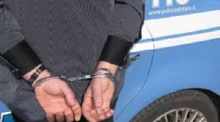 Arresto polizia di Stato
