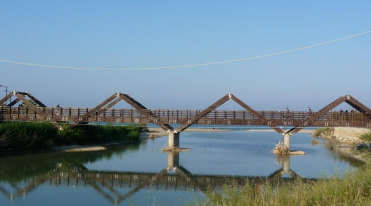 Ponte sul Vibrata