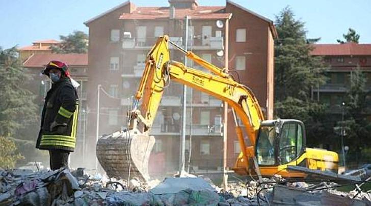 Terremoto abitazioni terreni uso civico