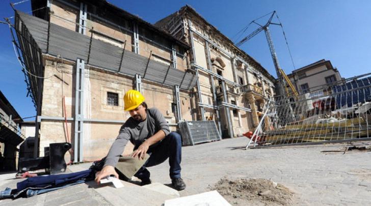 Ricostruzione L'Aquila