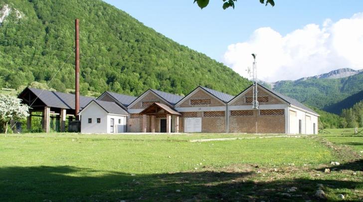 Museo Foresta- ex segheria Val Fordillo