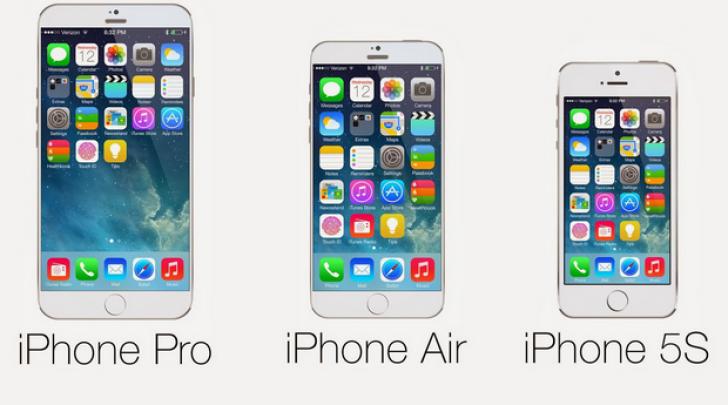 iPhone Air e iPhone 6