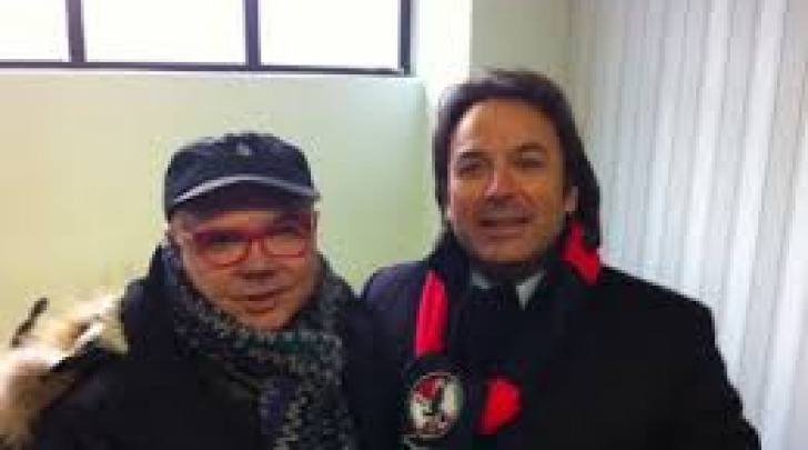 Luciano Campitelli e Corrado Chiodi