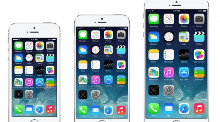 iPhone 6 e iPhone Air