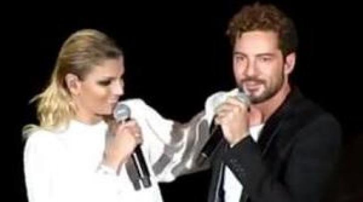 Emma Marrone e Fabio Borriello