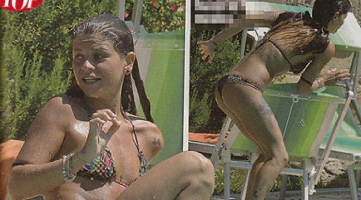 Alessandra Amoroso Bikini