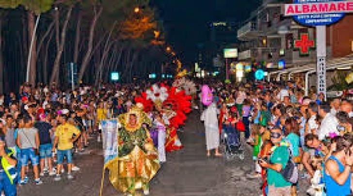 Carnevale estivo di Alba Adriatica