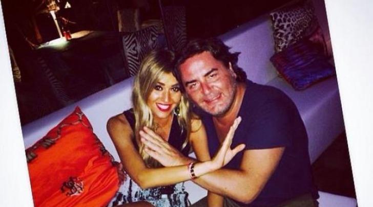 Stefano Ricucci e Natasha Tozzi