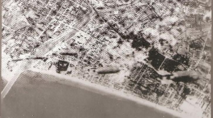 Bombardamento del '43 Pescara