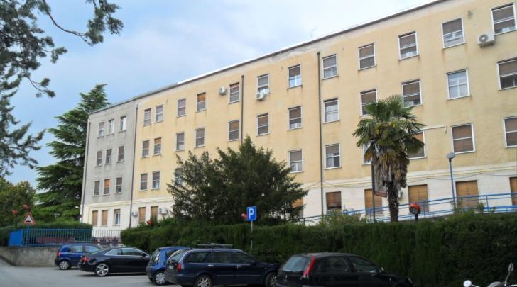L'ospedale di Sulmona