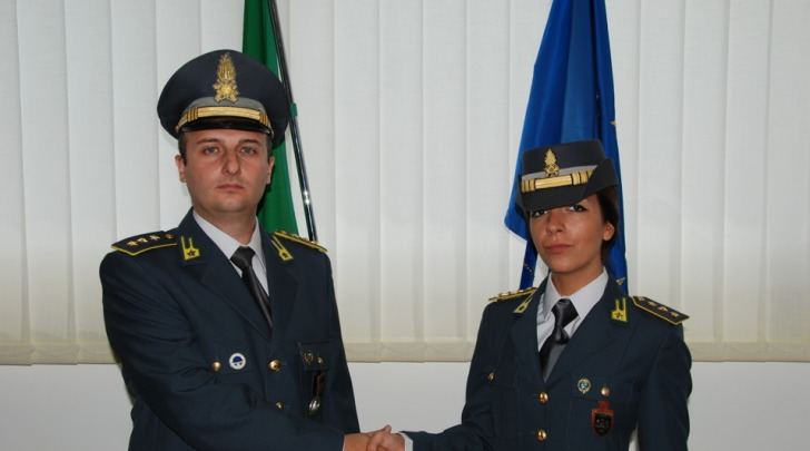 Capitano E. De Gregorio - Angela Luana Vallario
