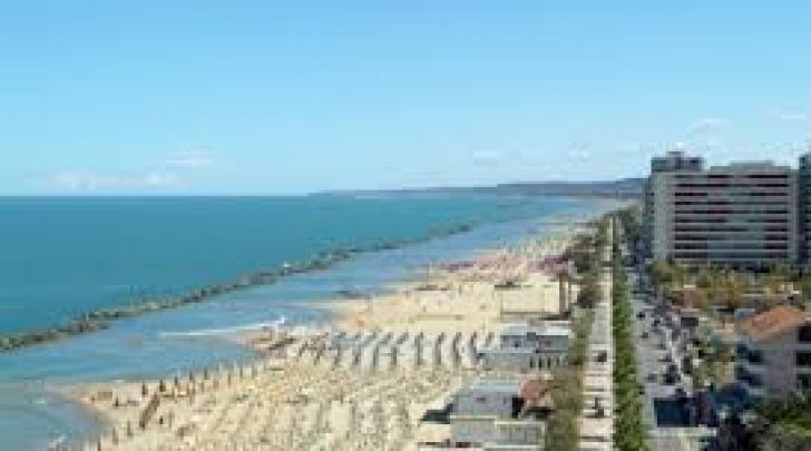La spiaggia di Montesilvano