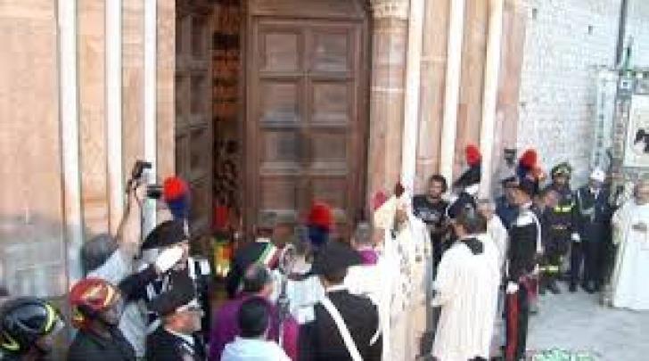 Apertura Porta Santa- repertorio