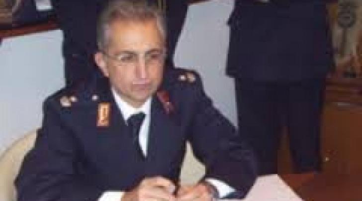 Il comandante Ernesto Grippo