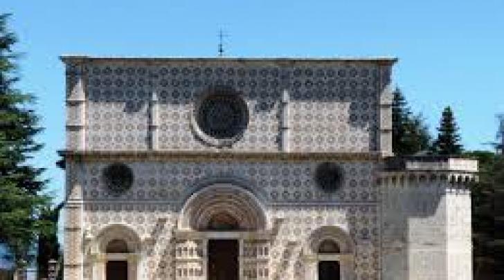 La basilica di Collemaggio
