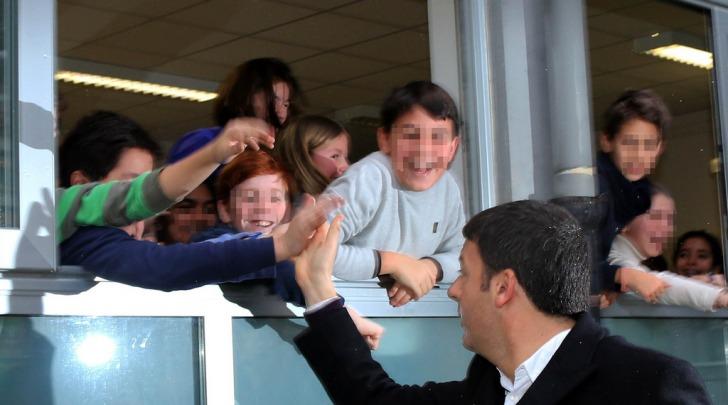 Matteo Renzi Scuola