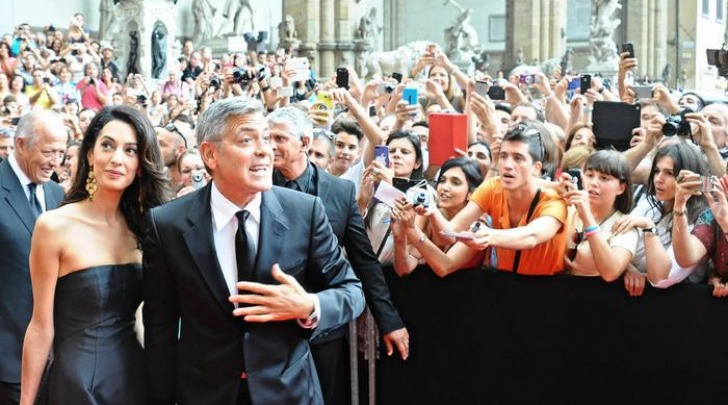 George Clooney ed Amal Alamuddin