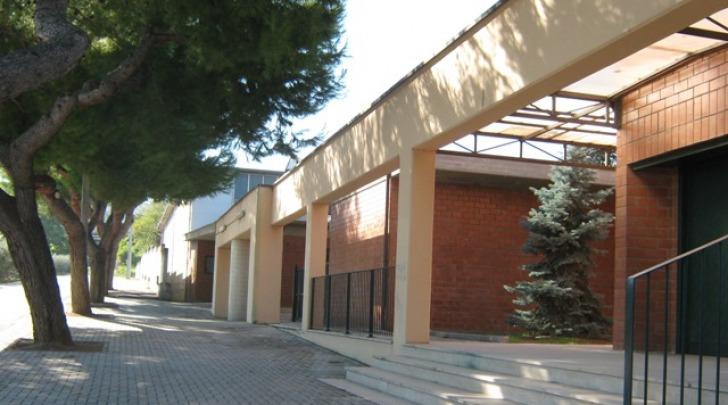 Il cimitero di Alba Adriatica