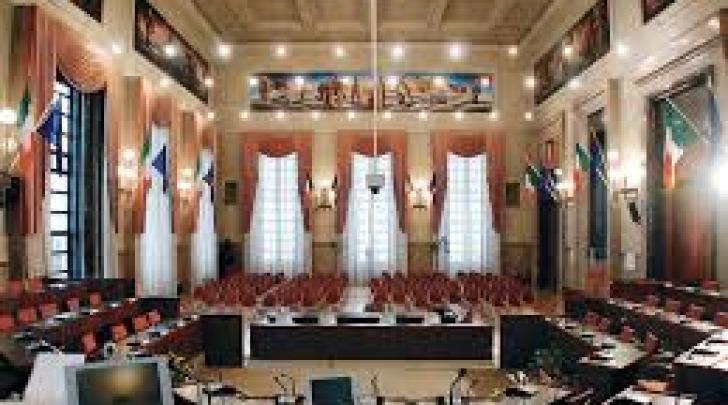 sala consiglio comunale pescara