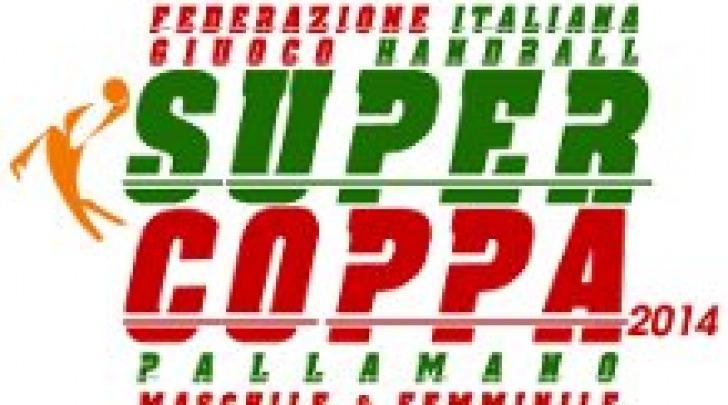 La locandina della FIGH Supercoppa 2014