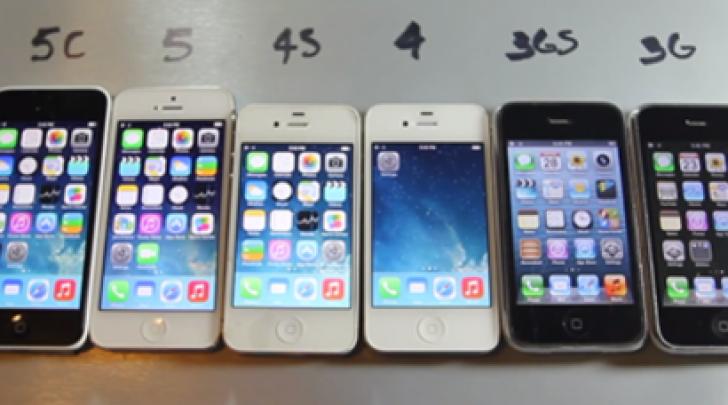 Modelli di iPhone