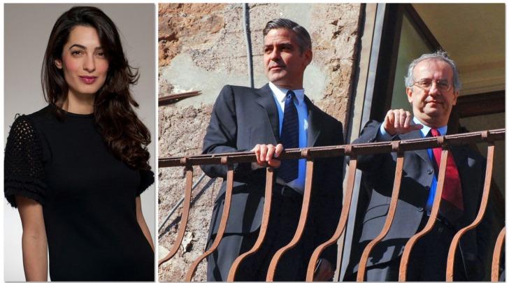 George Clooney - Veltroni