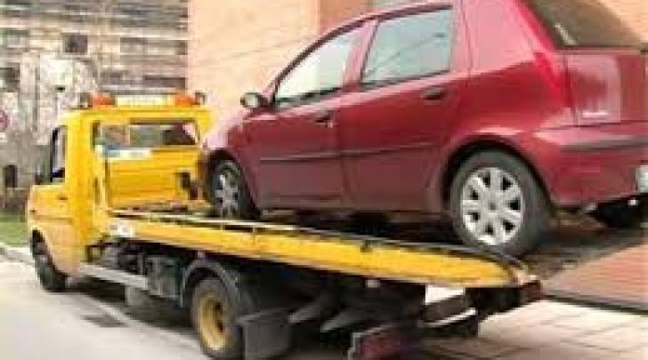rimozione auto